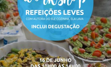 Workshop Refeições Leves – Mortágua